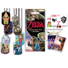 The Legend of Zelda Collector Tags + Decals & Tattoos
