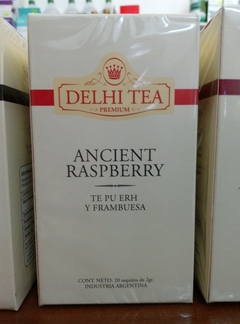 Delhi Tea Infusiones 20 saquitos