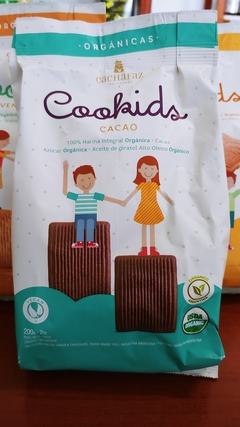 Cookids galletas Integrales y Veganas