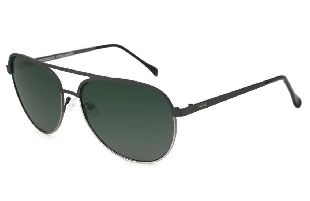 Maverick Black & Silver · Green