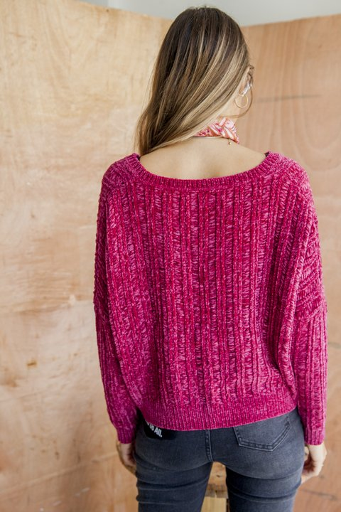 Sweater Takis [bordo] en internet