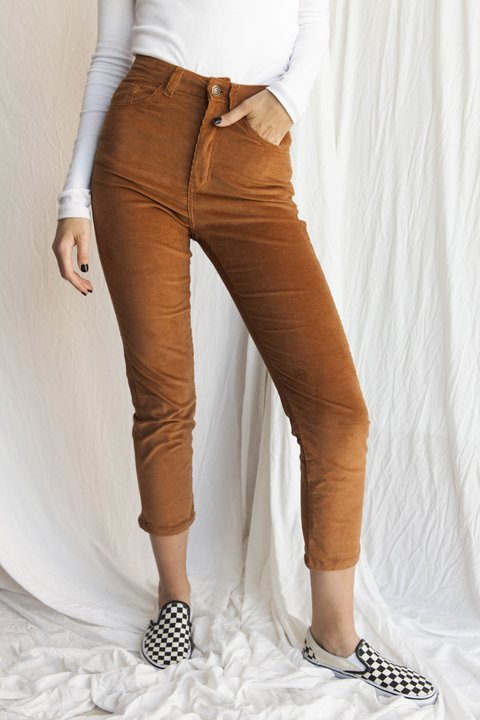 Pantalon Trevor [marron] en internet