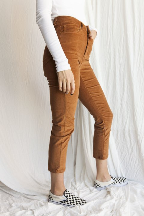 Pantalon Trevor [marron] - MadnessClothing