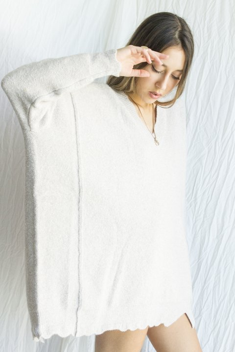 Sweater Nixi [gris] en internet