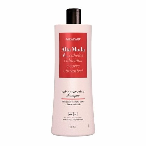 Shampoo Alta Moda 300 Ml Color Protection