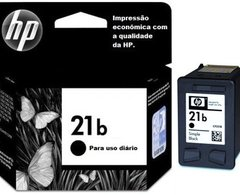 Cartucho Hp 21b Preto C9351bb