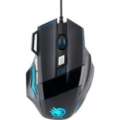 Mouse Gamer Óptico USB Black Hawk OM703 52013 Fortrek