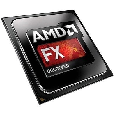Processador AMD FX 8320E Octa Core, Black Edition, Cache 16MB, 3.2GHz (4.0GHz Max Turbo) AM3+