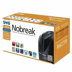 No-break New Station 700 Va Entrada Bivolt Saida 115v