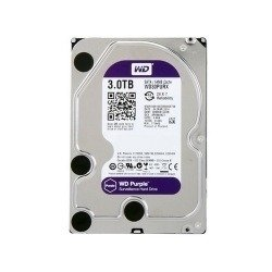 Hd Purple 3tb Sata 6 Gb/s 7200rpm 64mb Wd30purx - comprar online