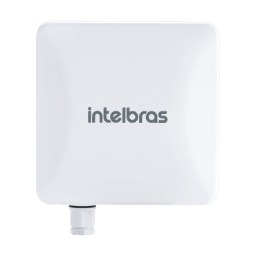 AP OUTDOOR WIRELESS CPE 300MBPS INTELBRAS MIMO 5.0GHZ 20DBI 2X2 APC 5A-20