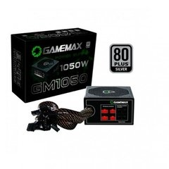 Fonte 1050W GM1050 GMX  Modular Gamemax 80 PLUS Silver