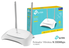 Roteador Wireless 300mbps Tp-link Tl Wr849n C/2 Antenas