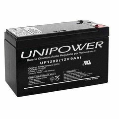 Bateria Para Nobreak 12v 9.0ah Up1290-06c025 Unipower