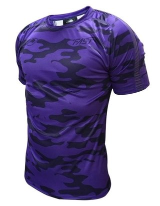 Remera Running Fast Camouflaged