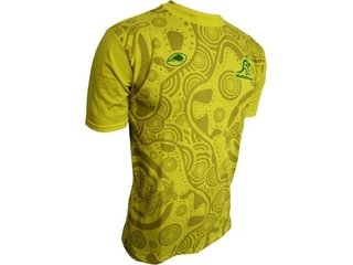 Remera Premium Wallabies Indigenous