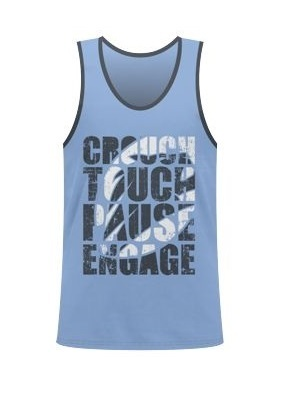 Musculosa Classic Niño Crouch