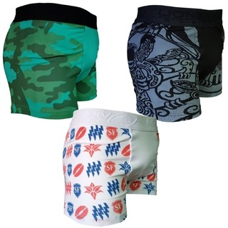 Boxers 2017 Pack x 3 (VBN)