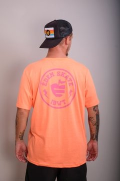 Camiseta Édem Patch Neon Laranja na internet