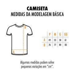 Camiseta Édem Patch Neon Laranja - Édem Shop