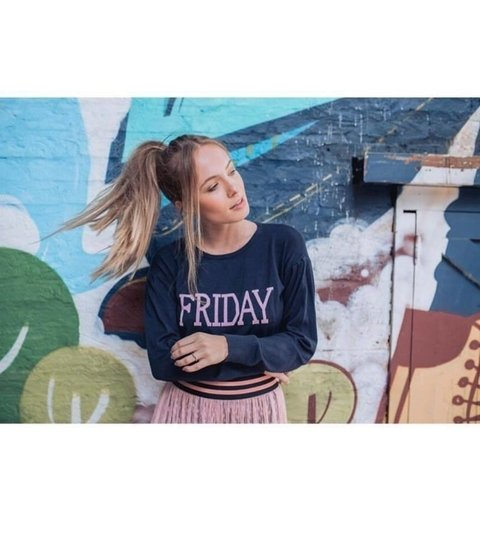 Tricot FRIDAY - comprar online
