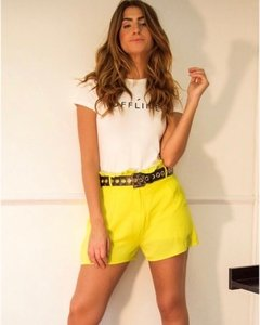 Shorts Clochard Moda Feminina