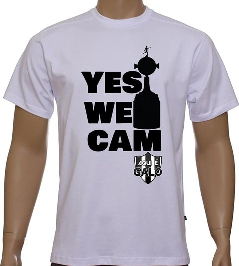 Camisa Yes, We C.A.M - GALO
