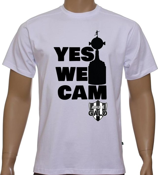 Camisa Yes, We C.A.M - GALO - comprar online