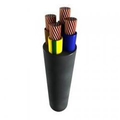 Cable Tipo Taller 4x6 Tpr Ecoplus x100m Prysmian