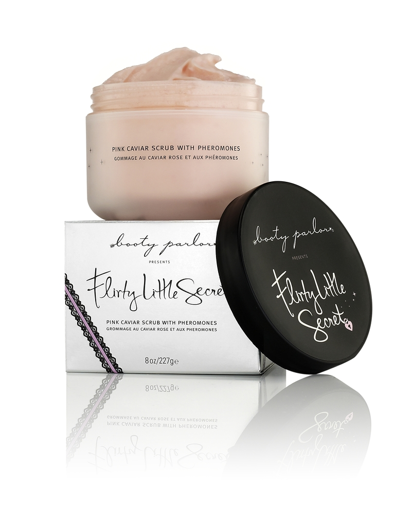 Crema Exfoliante con Feromonas Flirty Little Secret