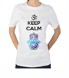 Playera KEEP CALM YOGA