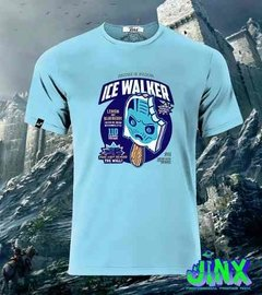 Playera Game Of Thrones Zombies Juego Trono Caminantes Blanc
