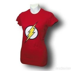 Playera Camiseta Flash Para Dama 100% Nueva en internet