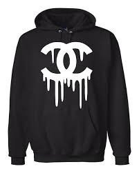 Channel Collection Playeras Sudaderas Logo Dope  - Jinx