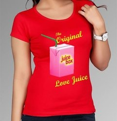 Playera Camiseta  Jugo De Amor Pop Love Poision 100% Orgnl