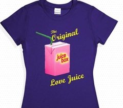 Playera Camiseta  Jugo De Amor Pop Love Poision 100% Orgnl en internet
