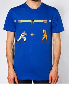 Playera Pelea Street Fighter Gral Kentuchy Vs Ronal Mcdonald