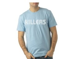 Playera The Killers Classic Logo Calidad De Primera en internet