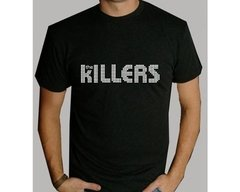 Playera The Killers Classic Logo Calidad De Primera - Jinx