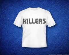 Playera The Killers Classic Logo Calidad De Primera