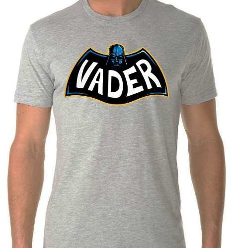 Playera Darth Vader + Batman Gotham Logo Star Wars - comprar online
