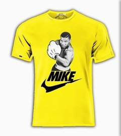 Playeras Nike + Mike Tyson +  Mickey Mouse Guantes Box Disne en internet