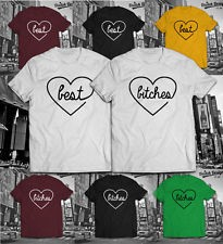 Blusas o Camiseta Sudaderas Best Bitches en internet