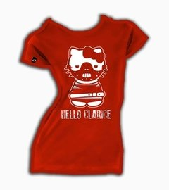 Playeras O Camiseta Hello Kitty + Hannibal Clarisse  - Jinx