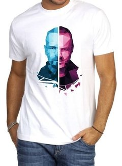 Playeras Breaking Bad Serie Moda  en internet
