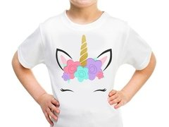 Playera Unicornio De Colores Especial