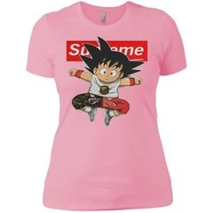Playera Supreme Goku Dragon Ball Z en internet