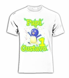 Playera Backyardigans Nickelodeon Pablo P/ Fiesta!!!