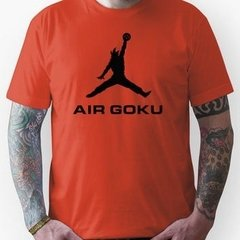 Playera Goku Air Dragonballz Especial en internet