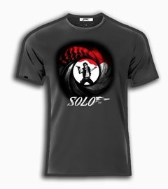 Playera Han Solo + James Bond 007 Mision De Estreno - Jinx